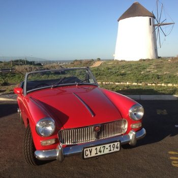 MG at Langebaan